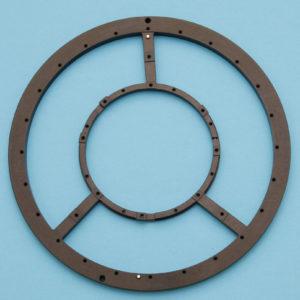 Catalyst Probe Card Stiffener (RF) 806-403-02