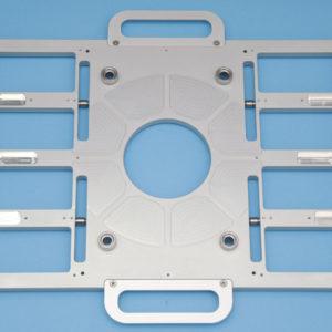 93000 Stiffener Assy Small Soc Wafer Prober Interface E7018BA.JPG